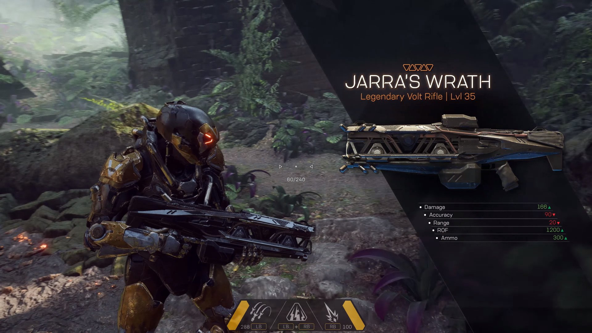 How to get Weapon Parts in Anthem