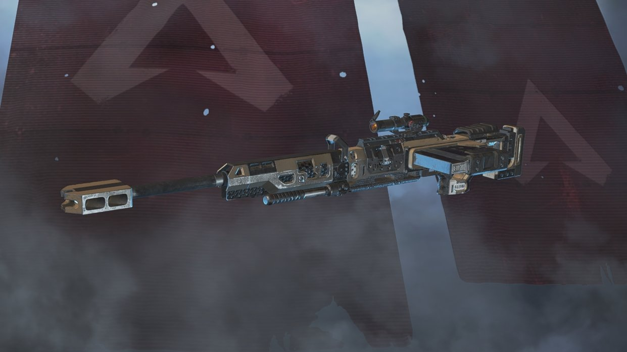 The best sniper rifle in Apex Legends