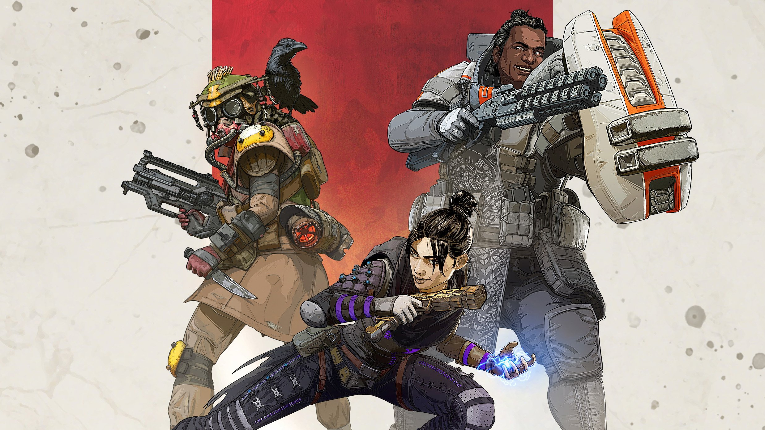 New Legends and weapons will be added to the game alongside the Battle Pass. Legends and weapons will not be included in Battle Passes for Apex Legends.