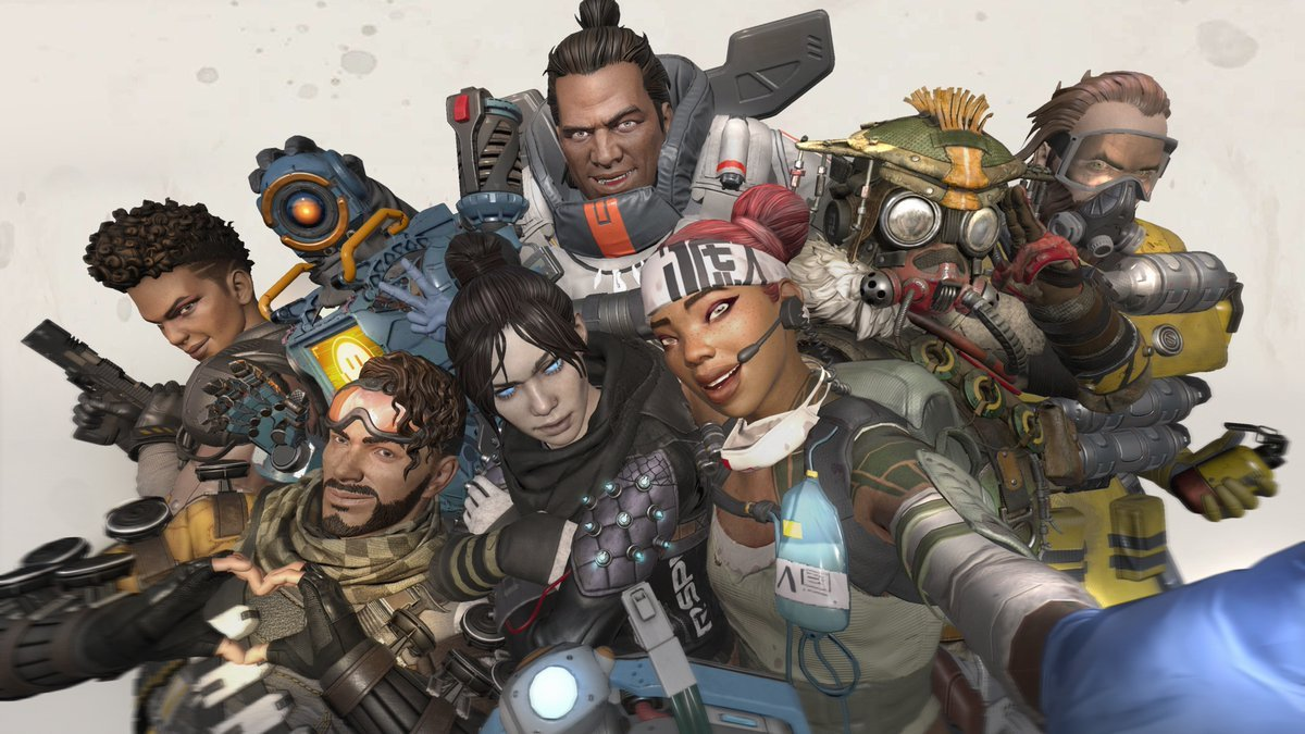 Where to watch Twitch Rivals Apex Legends Tournament