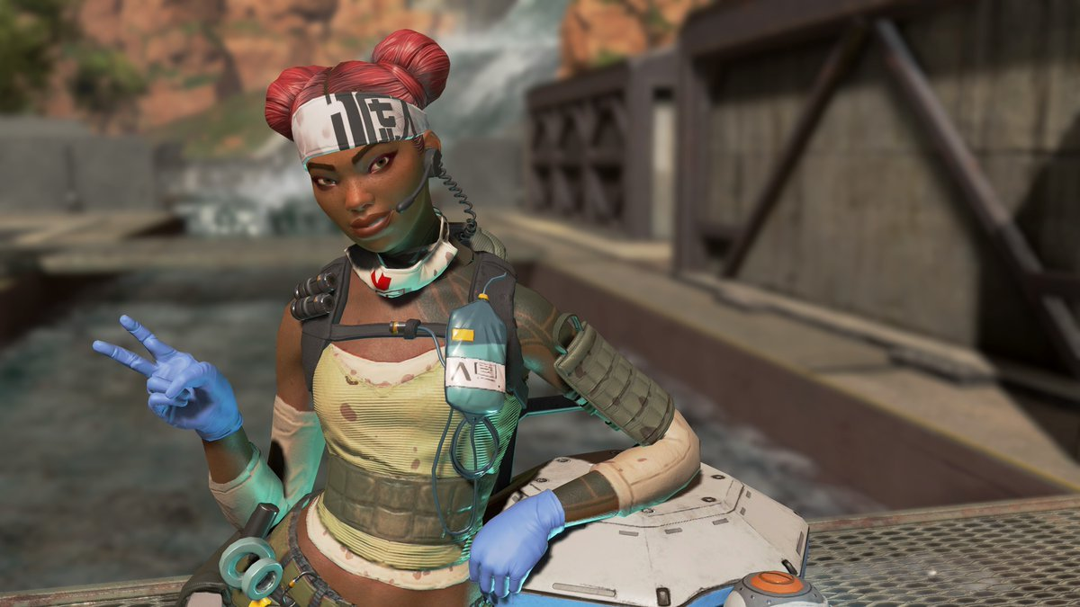 Lifeline Advanced tips and tricks in Apex Legends