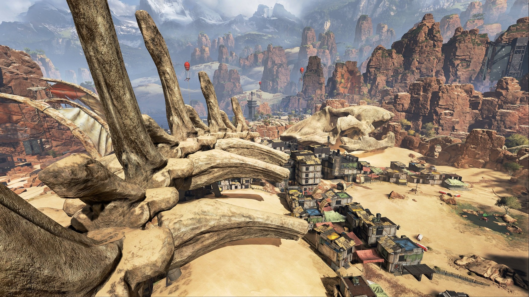 First Major Update for Apex Legends Is Now Available