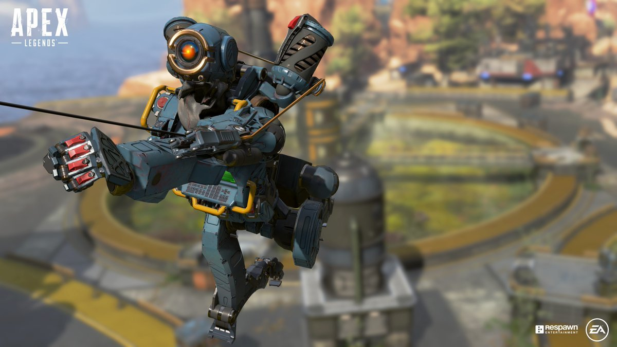 Advanced tips and tricks for Pathfinder in Apex Legends