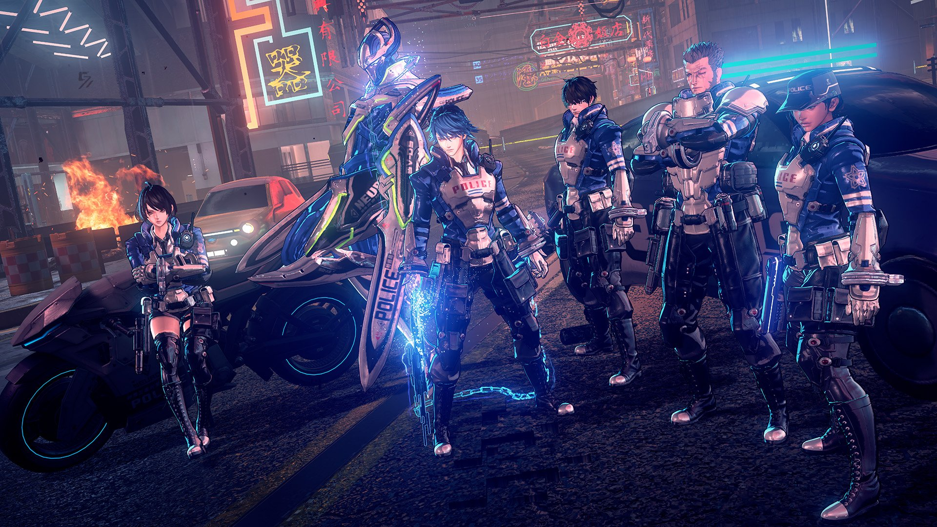Astral Chain has a confirmed release date of August 30, 2019 for Nintendo Switch.
