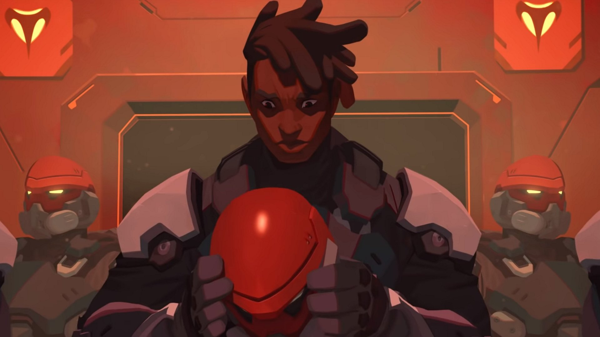 Overwatch new hero Baptiste