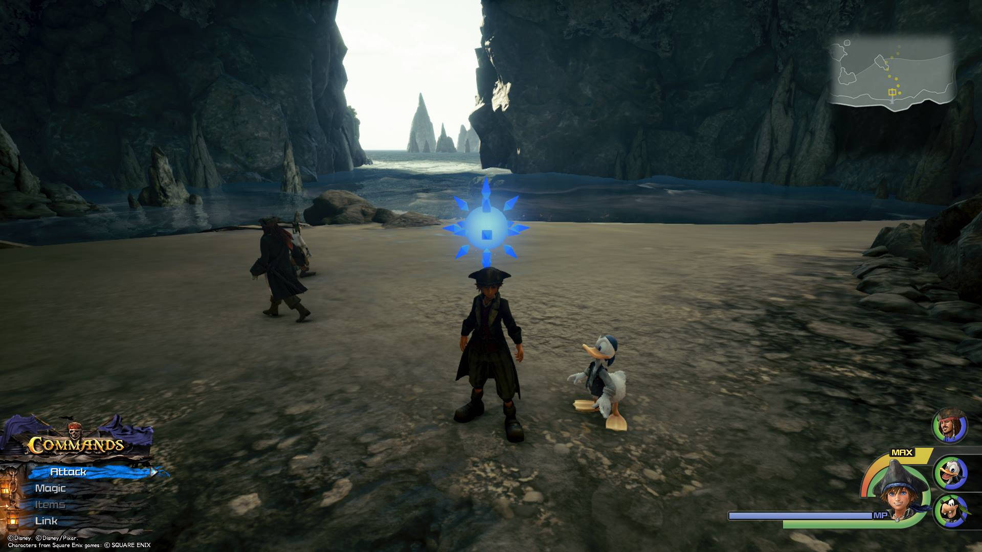 How to get Kingdom Hearts 3 Wellspring Crystal