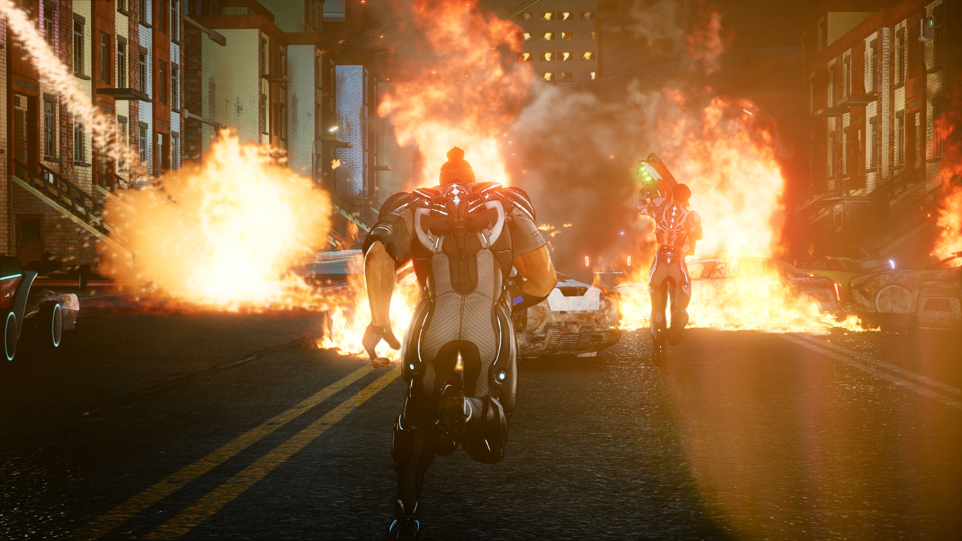 All skills and abilities in Crackdown 3