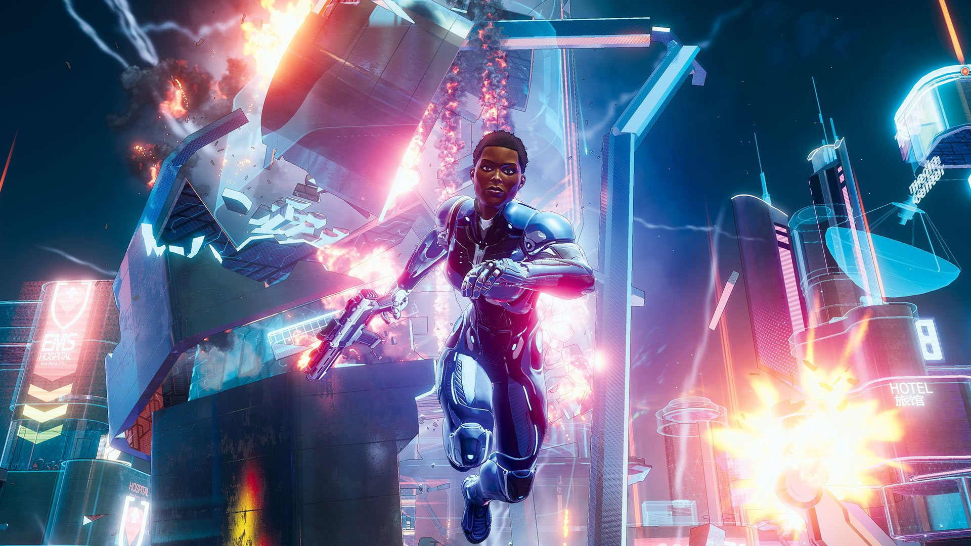 While the minimum and recommended PC requirements for Crackdown 3 are similar, hardware recommendations will vary.