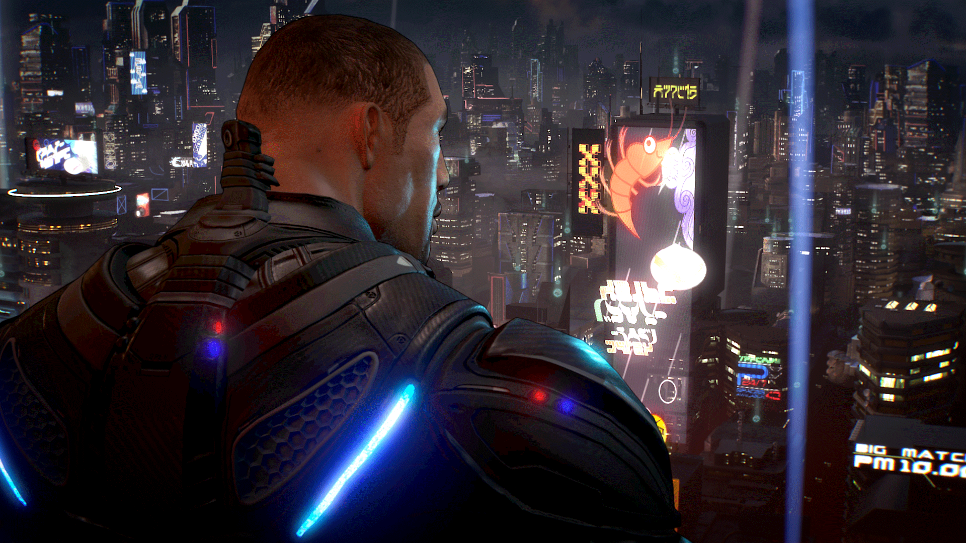 How to play co-op in Crackdown 3