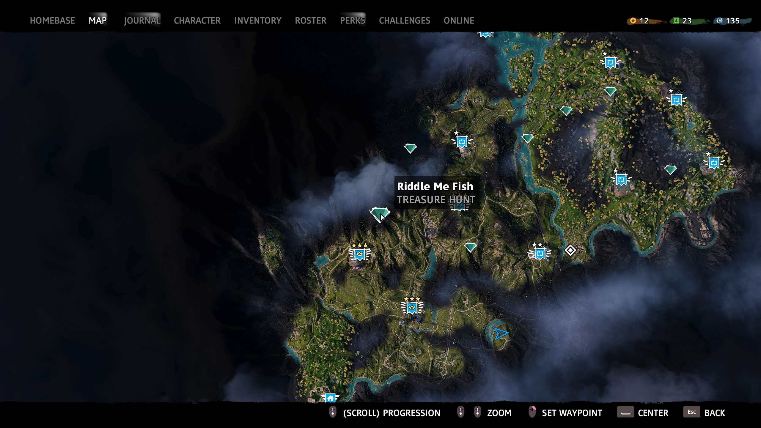 All Treasure Hunt locations in Far Cry New Dawn