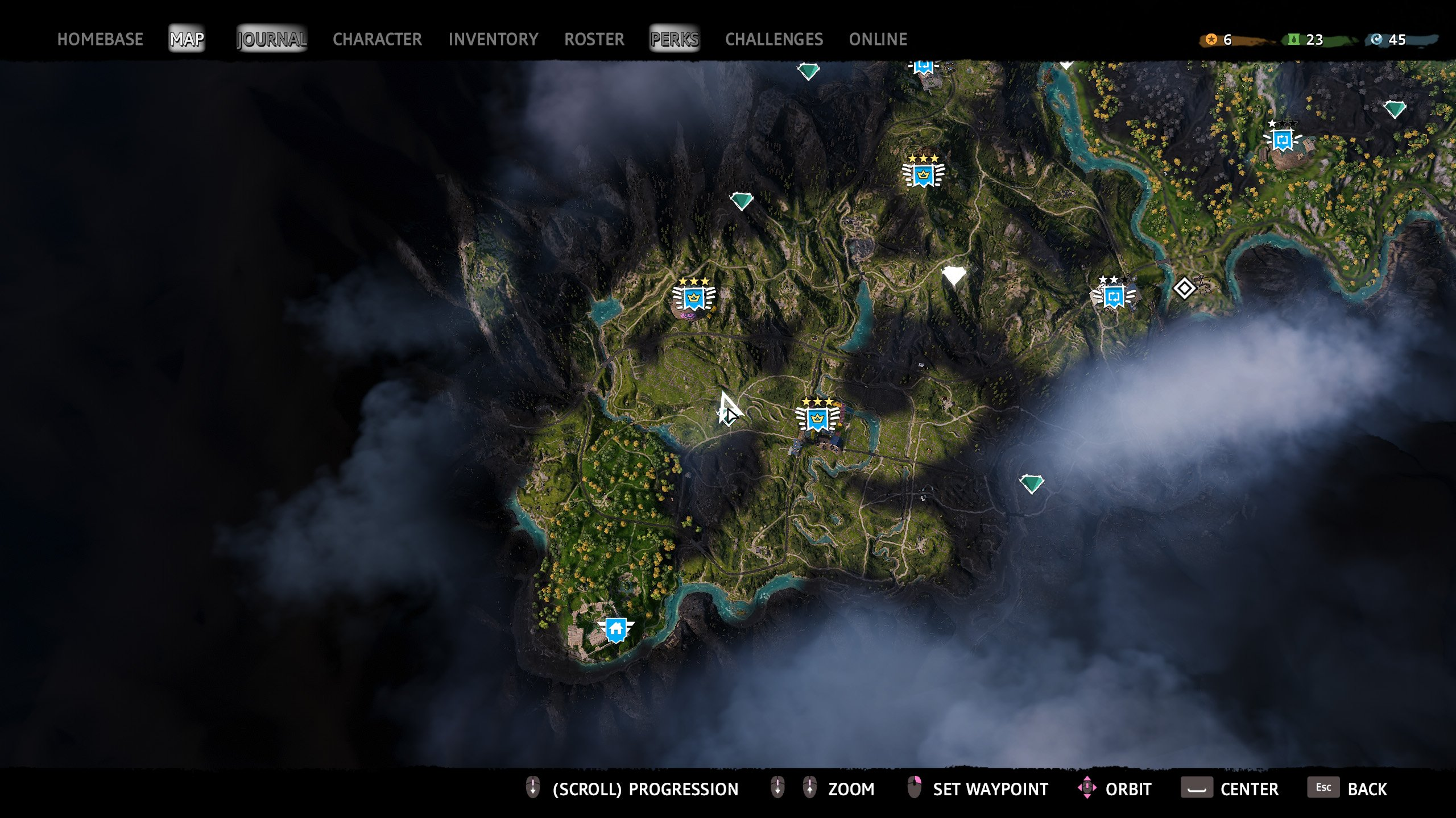 All Treasure Hunt locations and solutions in Far Cry New Dawn