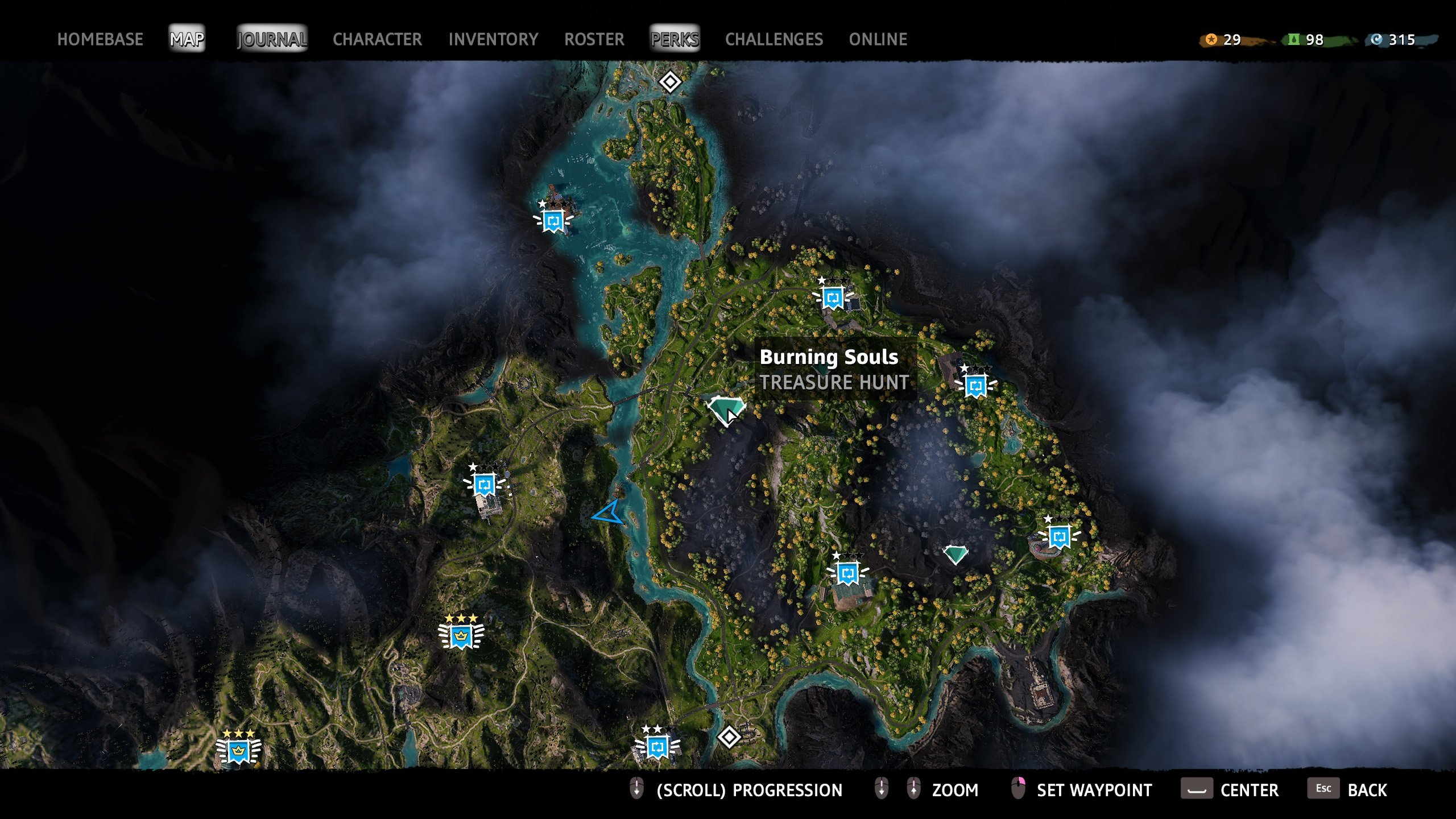 All Treasure Hunt locations, solutions in Far Cry New Dawn