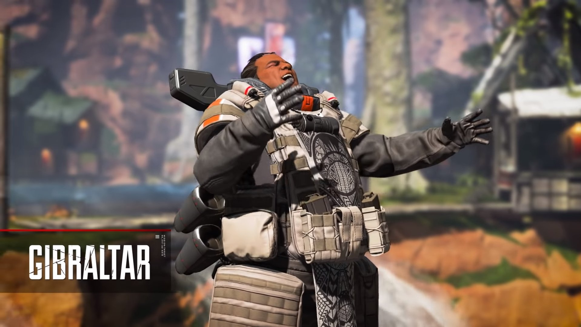 How to play Gibraltar - Apex Legends Character Guide