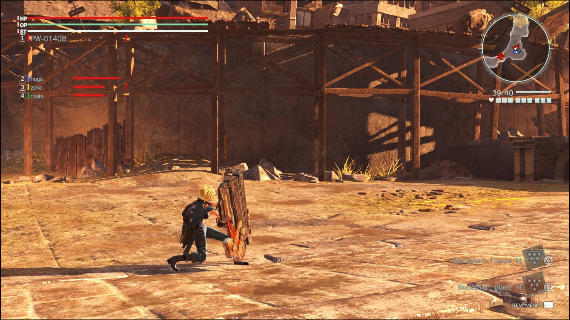 How to Perfect Guard in God Eater 3