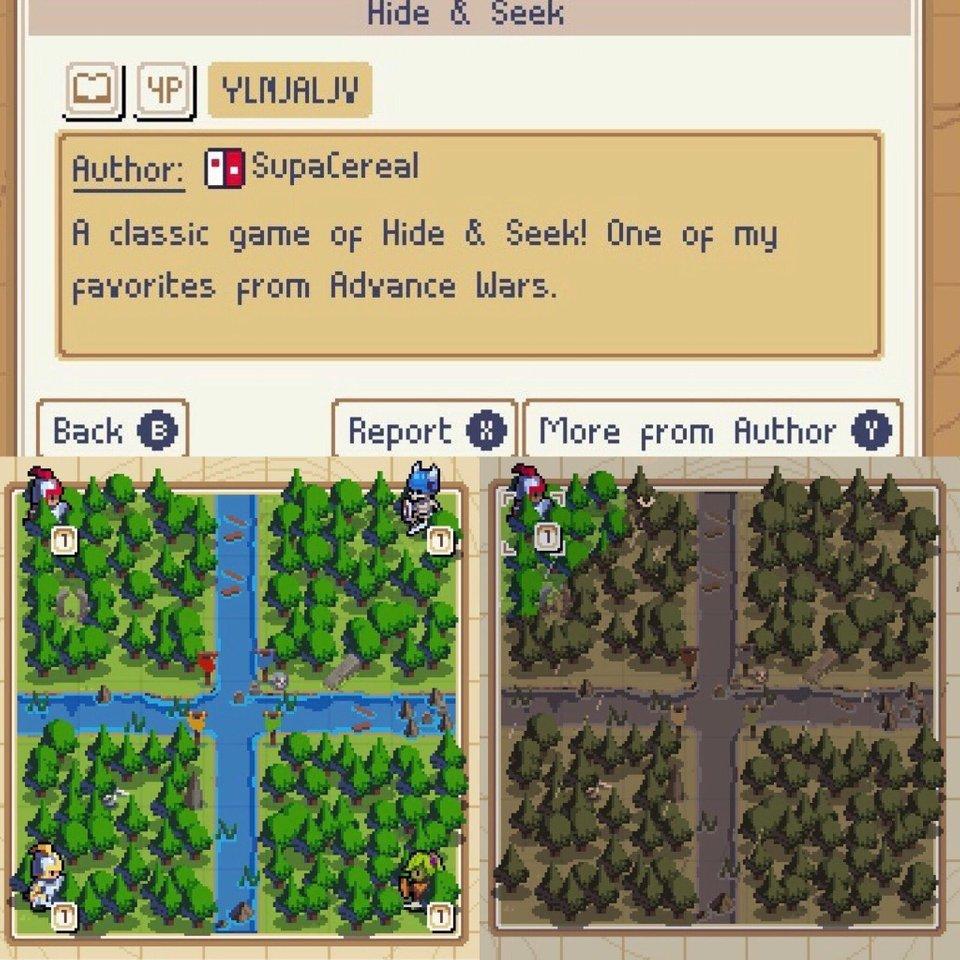 The best wargroove custom maps