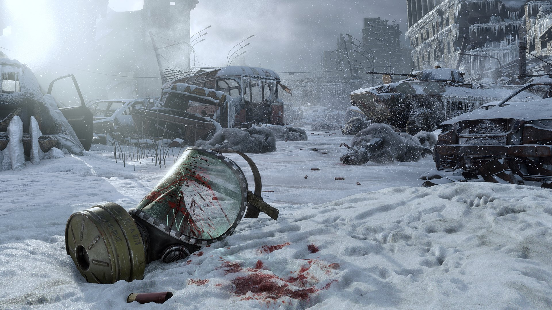In Metro Exodus, the Morality system will judge your actions on a scale from good to bad.
