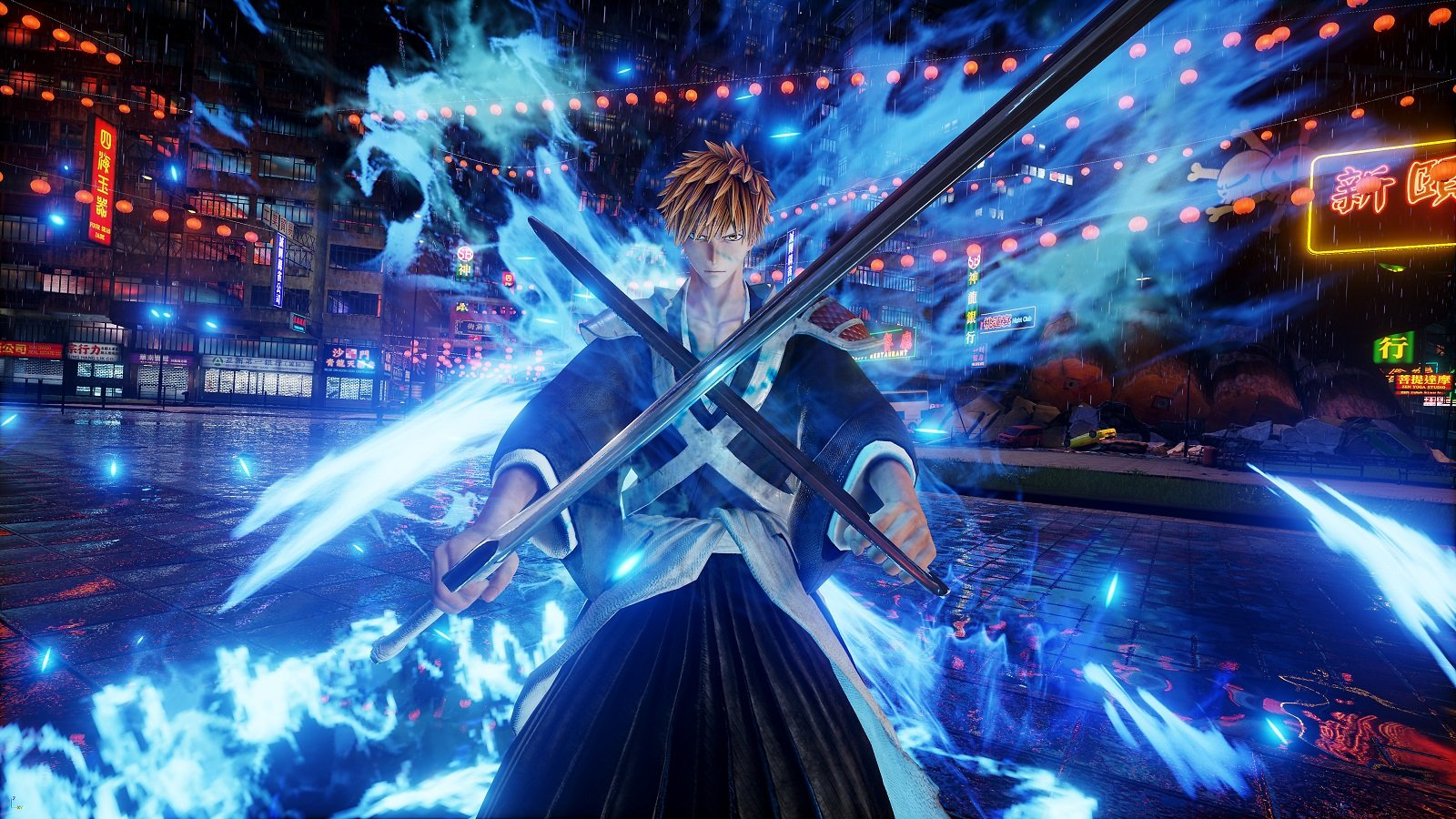 Jump Force promises a fighting game, and it delivers.