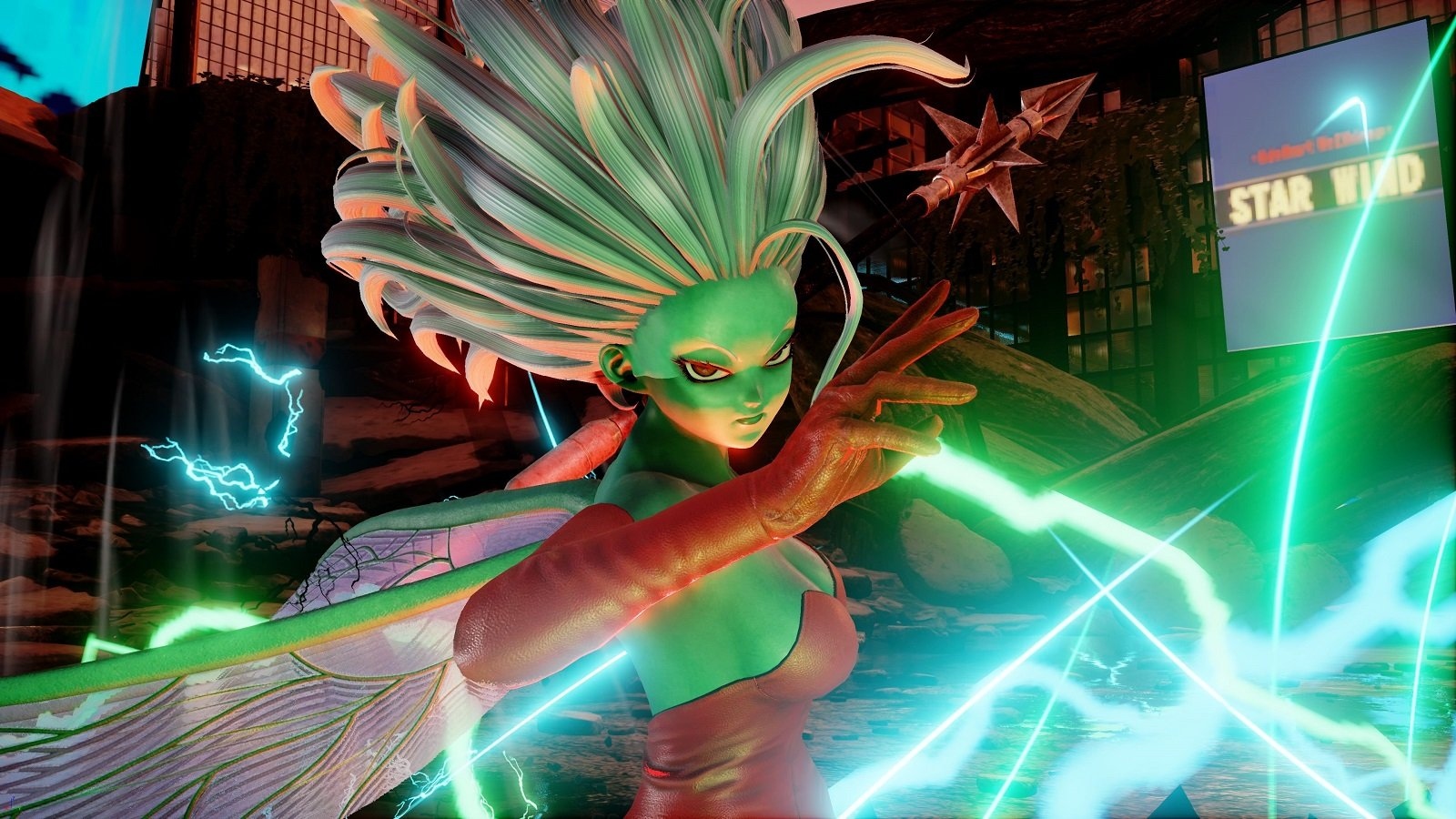 While uninspired, the story does its best at demystifying the Jump Force concept.