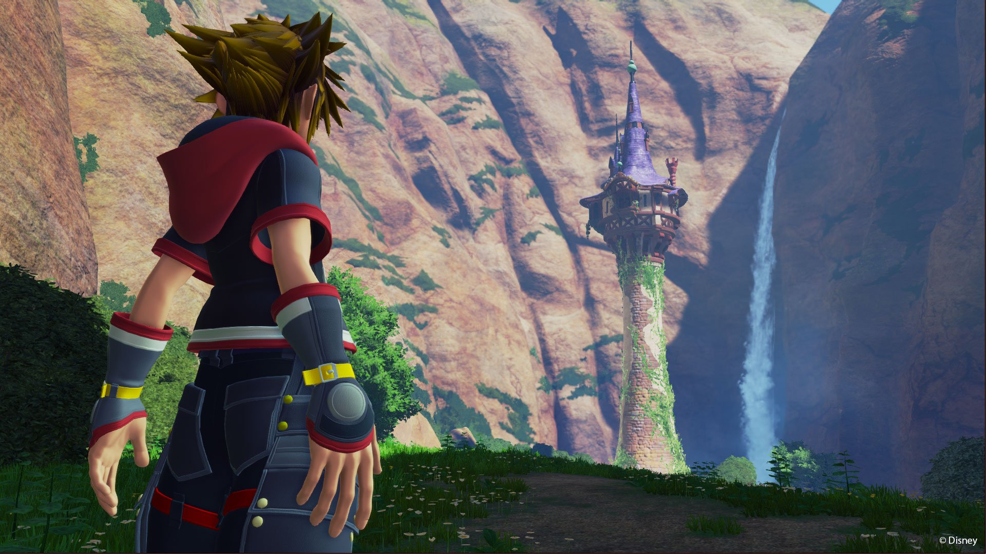 Our #6 pick is the Kingdom of Corona world in Kingdom Hearts 3.
