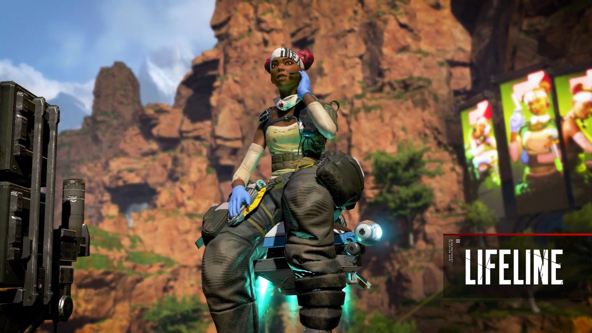 How to play Lifeline - Apex Legends Character Guide