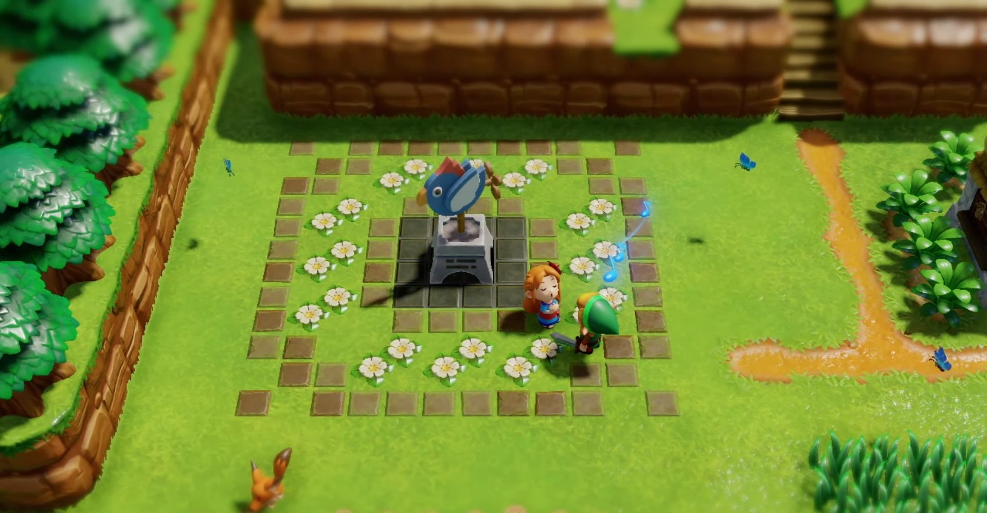 An updated version of Link's Awakening is coming to Nintendo Switch in 2019!