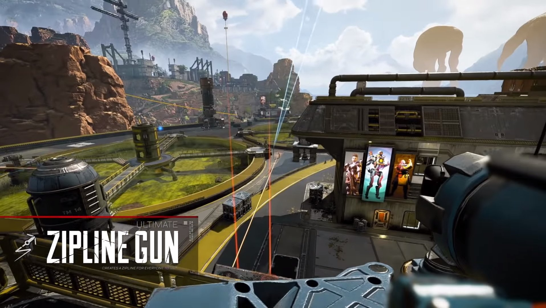 Pathfinder tips and tricks in Apex Legends
