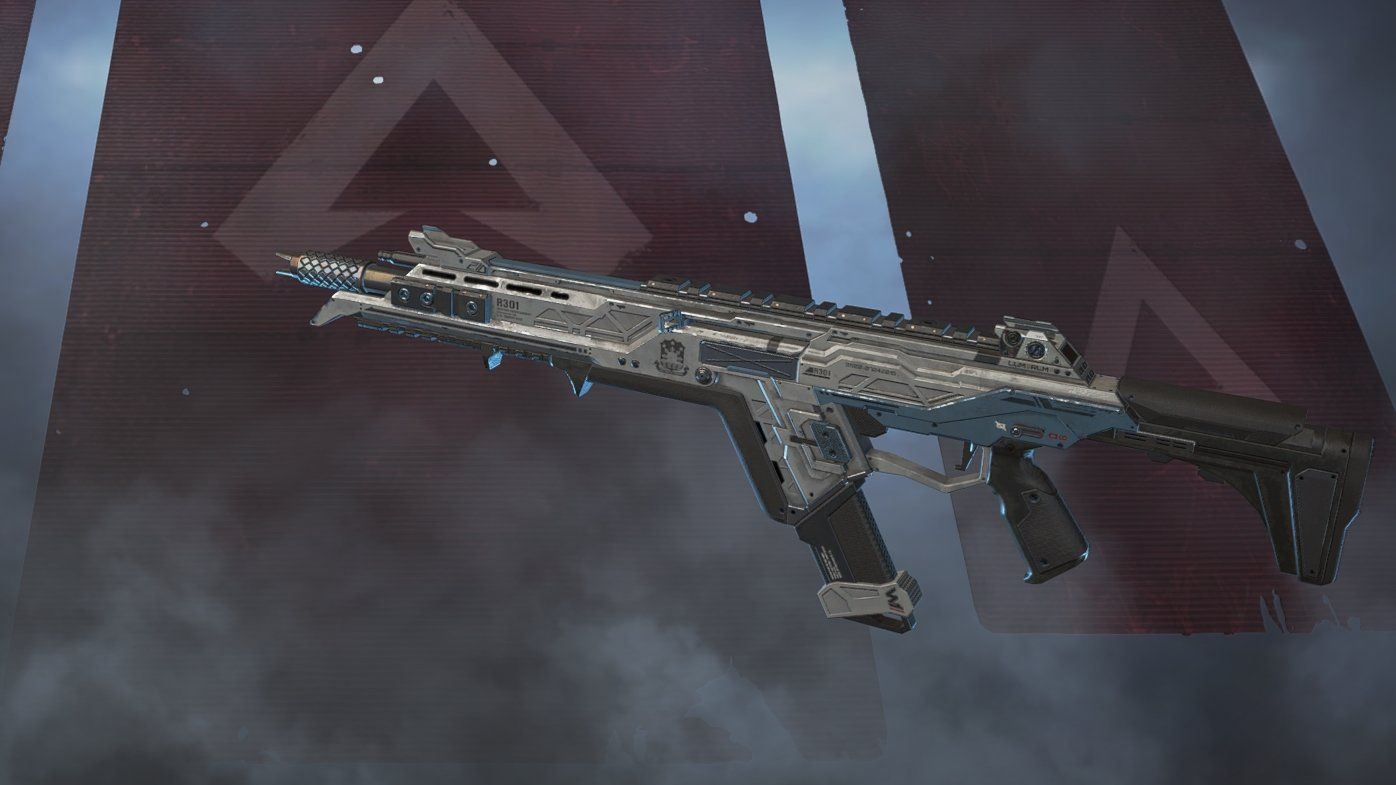 The best assault rifle in Apex Legends