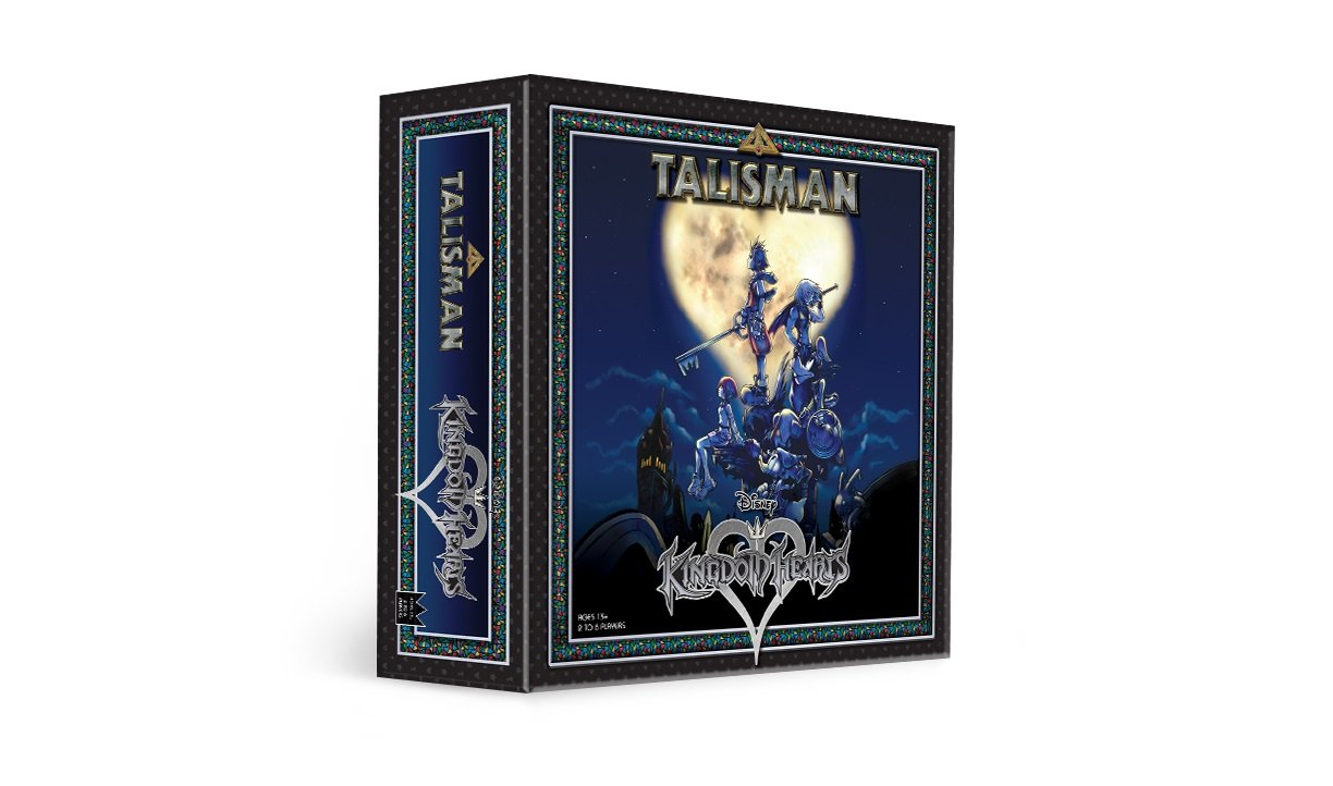 A Kingdom Hearts version of Talisman is scheduled to release in 2019.