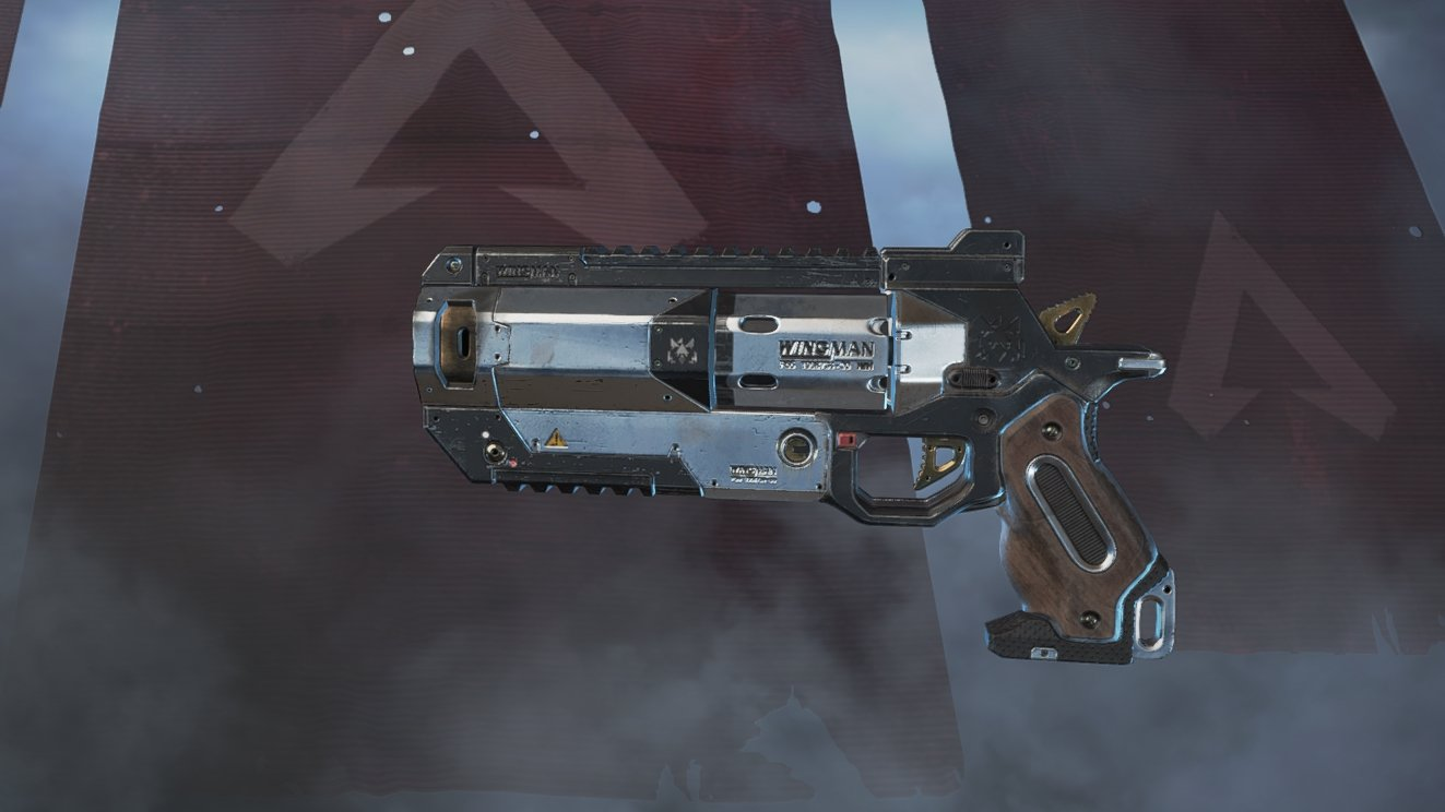 The best pistol in Apex Legends