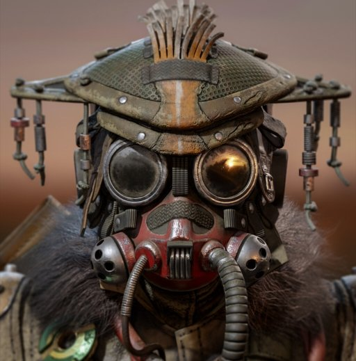 What language does Bloodhound speak in Apex Legends? - Image of Bloodhound concept art
