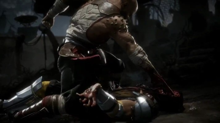 Baraka has two Fatalities in Mortal Kombat 11.