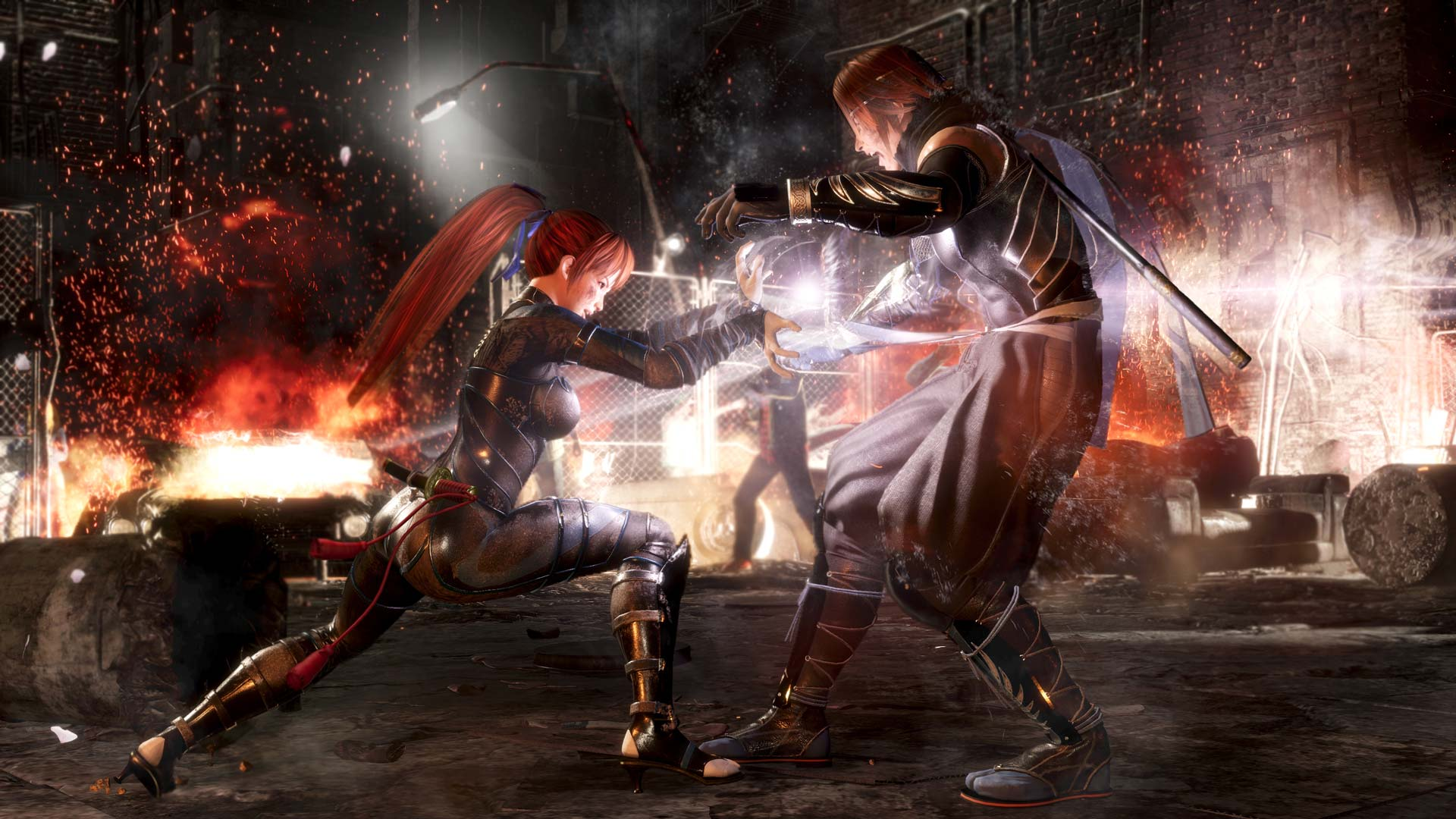 You can Counter Throw and Counter Hold in Dead or Alive 6.