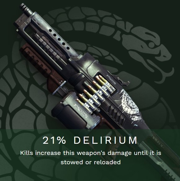 How to get 21% Delirium in Destiny 2