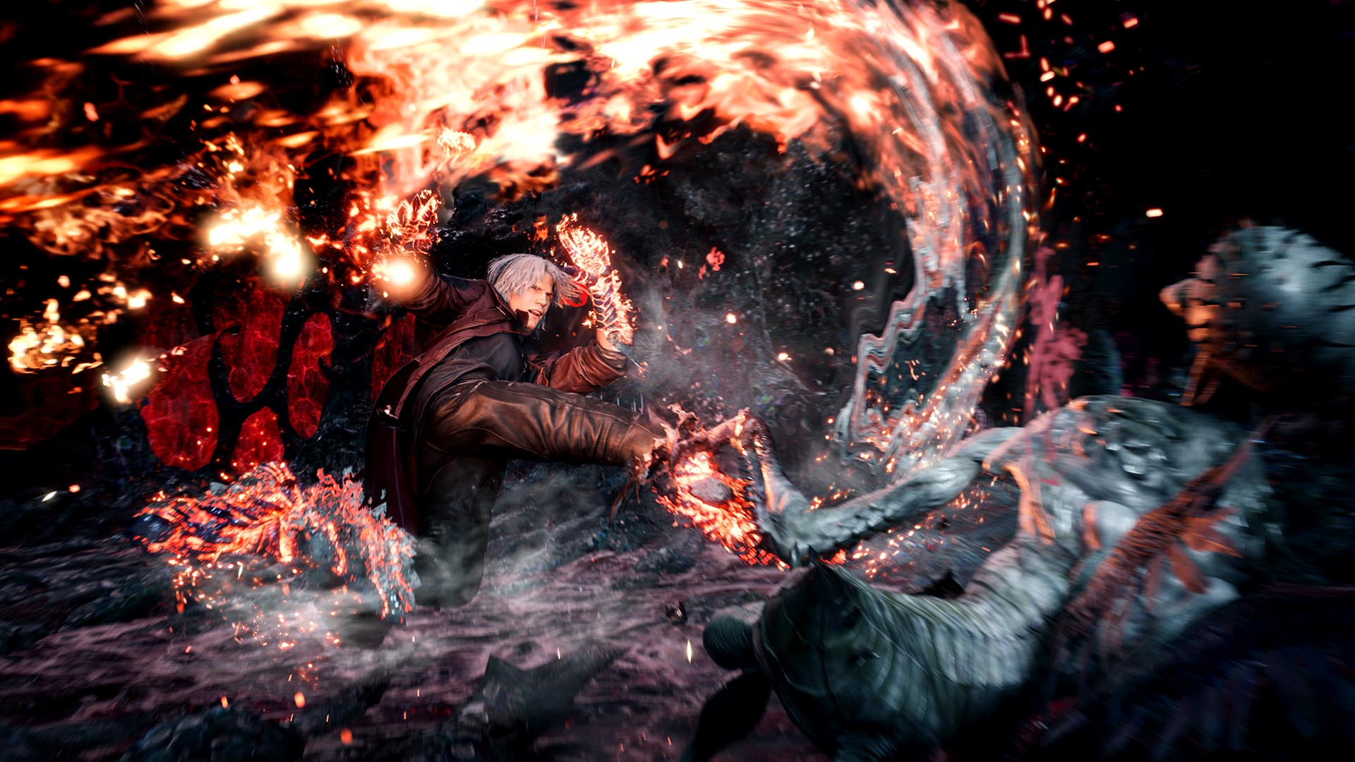 The Heaven and Hell difficulty setting in Devil May Cry 5 makes it so that not only do enemies die in one hit, you do as well.
