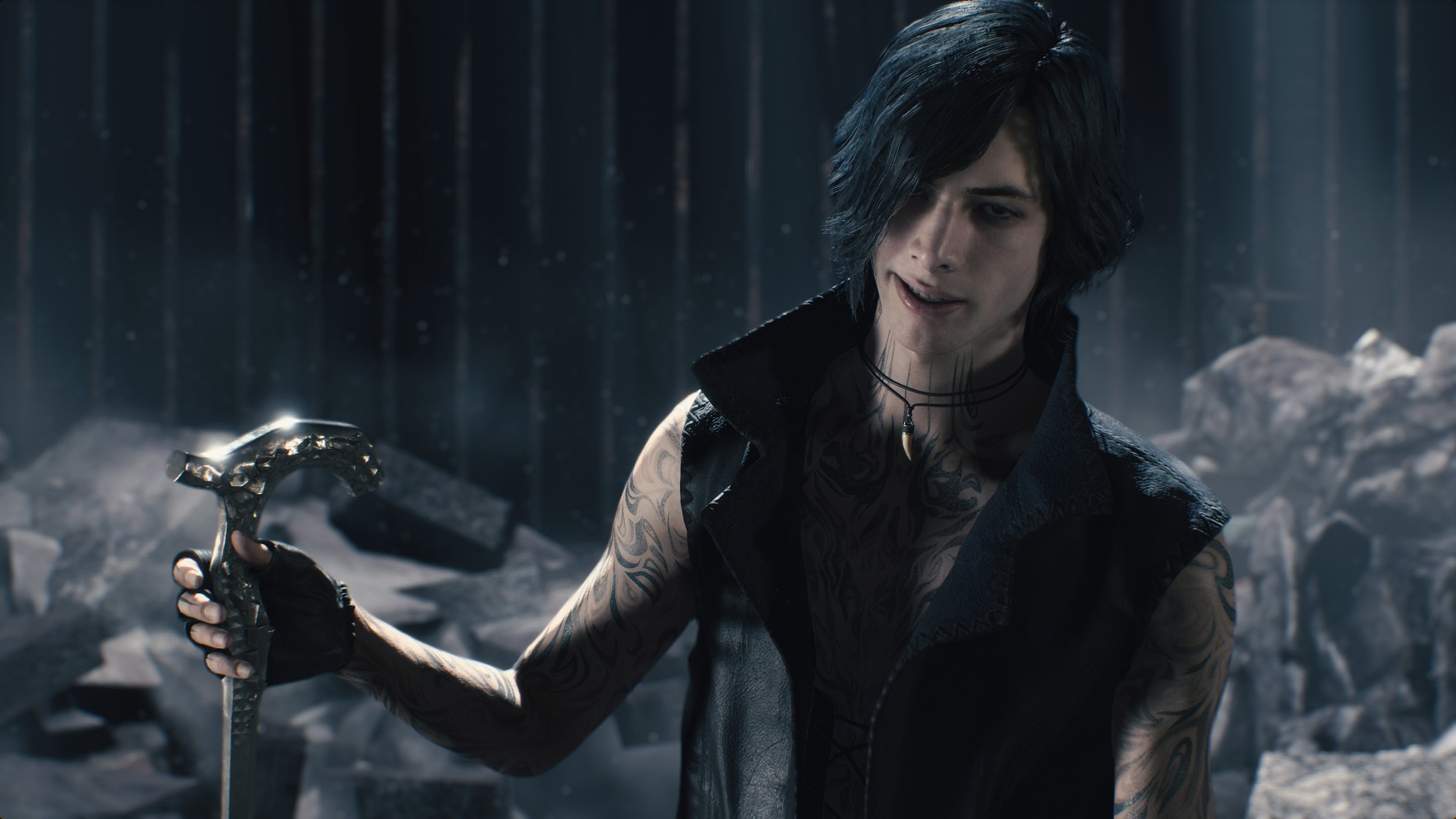 The story in Devil May Cry 5 is neither too long, nor too short. It manages to offer a happy medium, while also wrapping up concepts introduced in previous Devil May Cry titles.