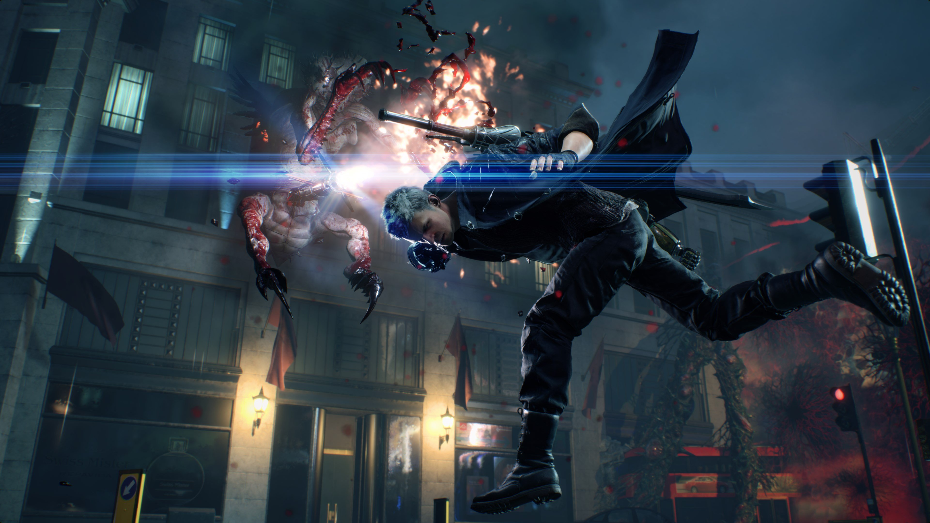 The Son of Sparda difficulty setting changes how enemies behave in combat. By beating Devil May Cry 5 on Son of Sparda, you'll unlock harder difficulty settings including Dante Must Die.