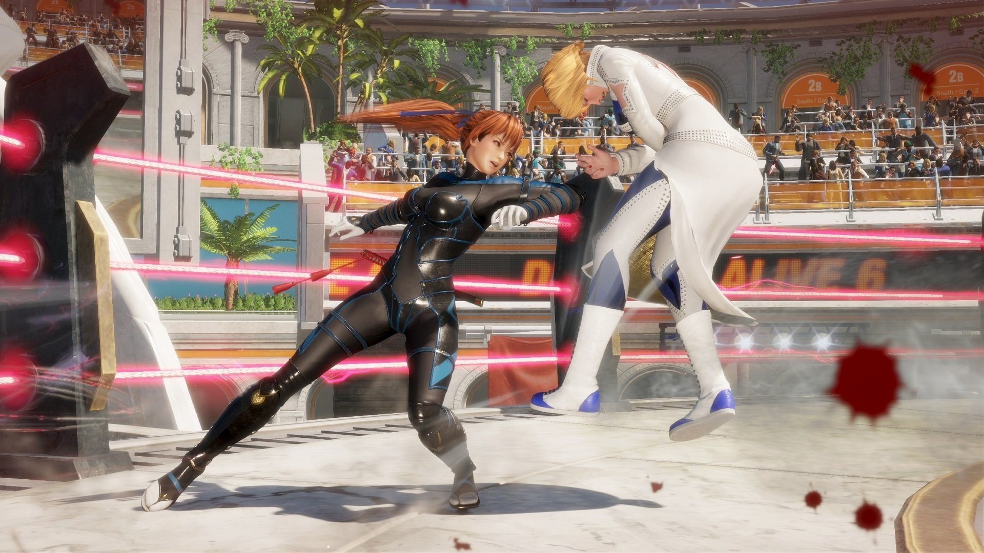 How to unlock outfits in Dead or Alive 6