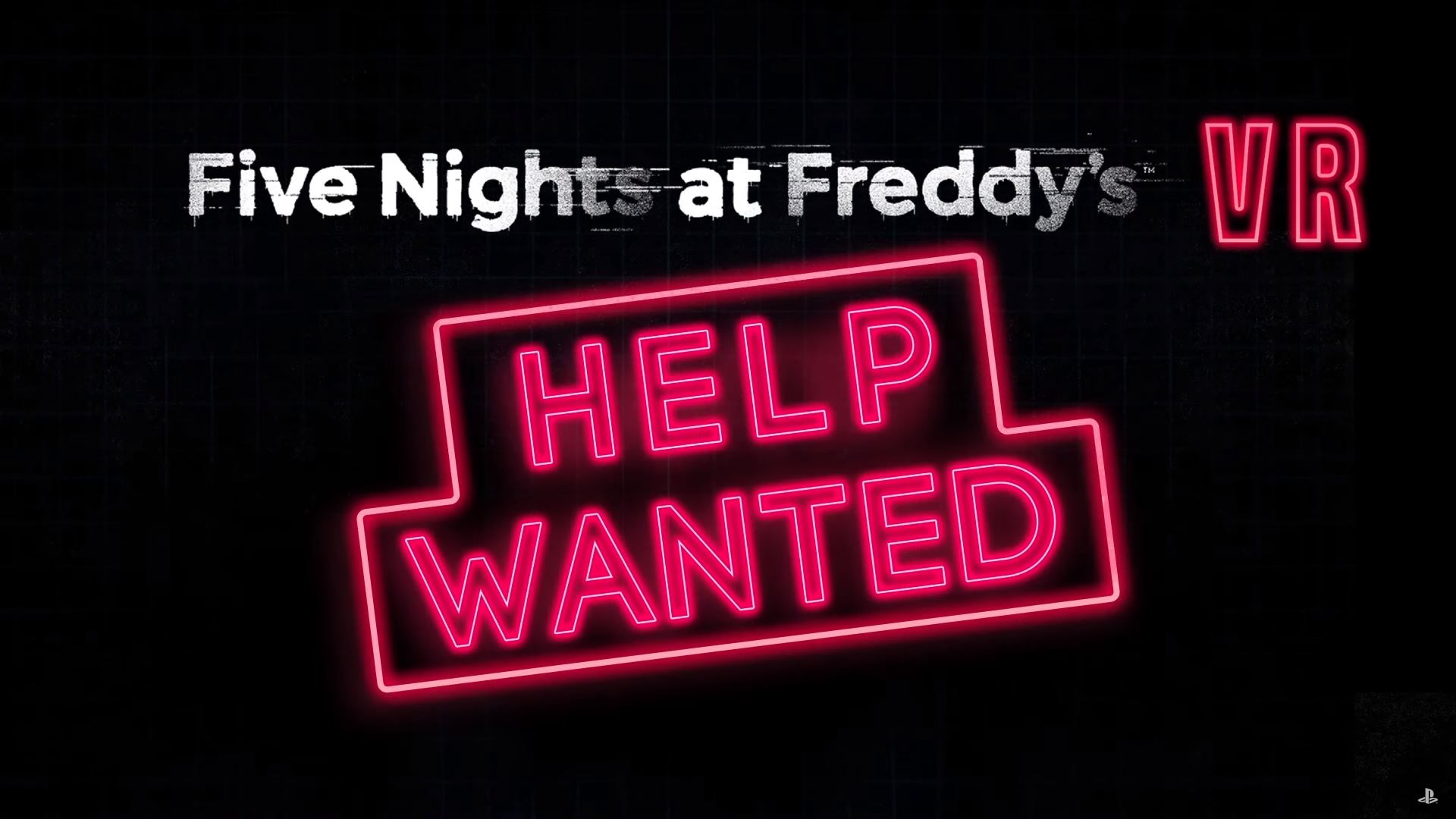 Five Nights at Freddy's VR Coming Soon