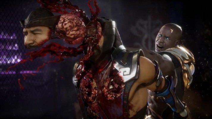 Geras has one mid-range Fatality in Mortal Kombat 11.