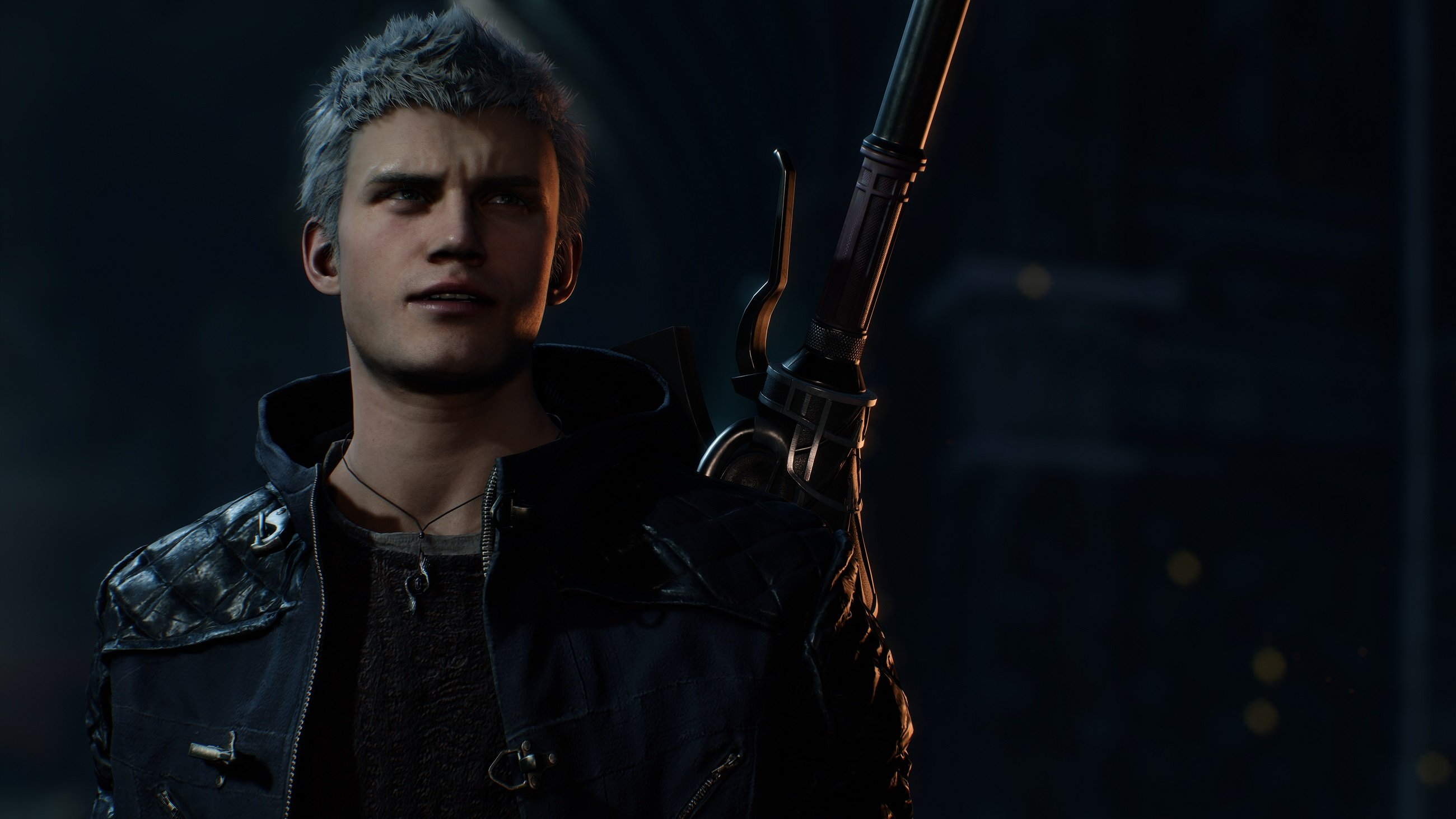 "Once Nero defeats Urizen, you'll unlock the secret ending and ""Well I'll Be Damned"" achievement in Devil May Cry 5."