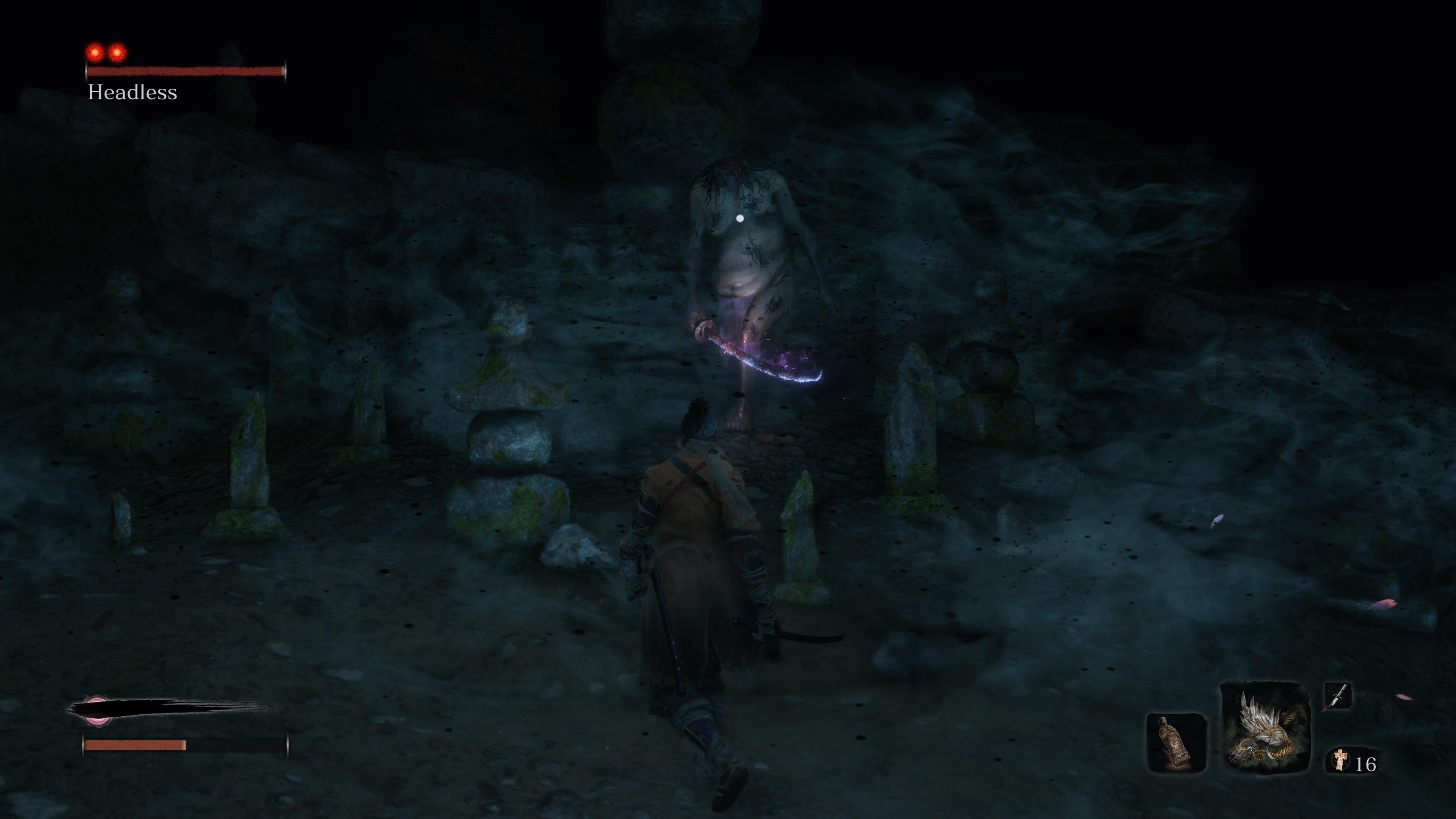 How to beat Headless in Sekiro: Shadows Die Twice
