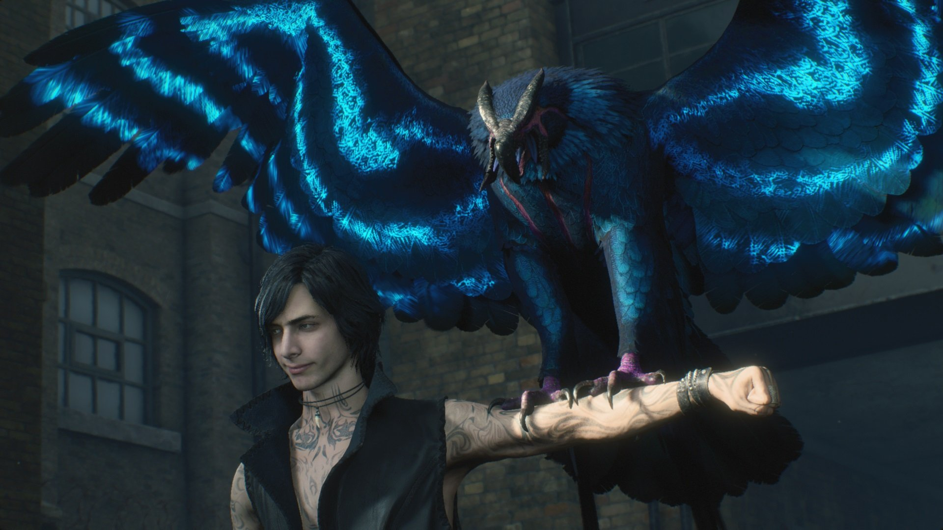 In Devil May Cry 5, players can play a version of Vergil in the form of V.