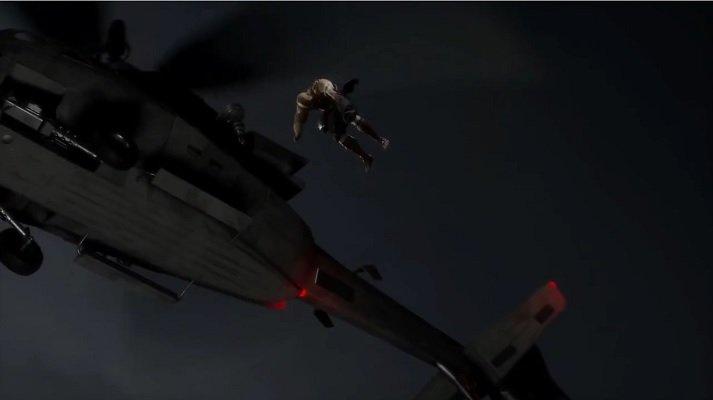 Sonya Blade has one mid-range Fatality in Mortal Kombat 11.