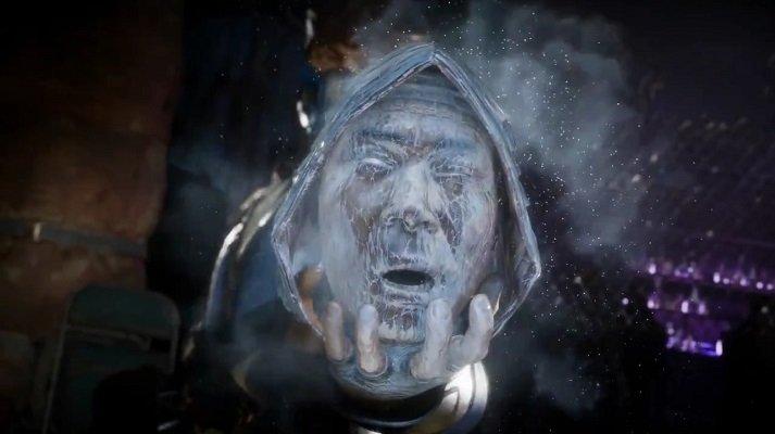 Sub-Zero has two different Fatalities in Mortal Kombat 11.