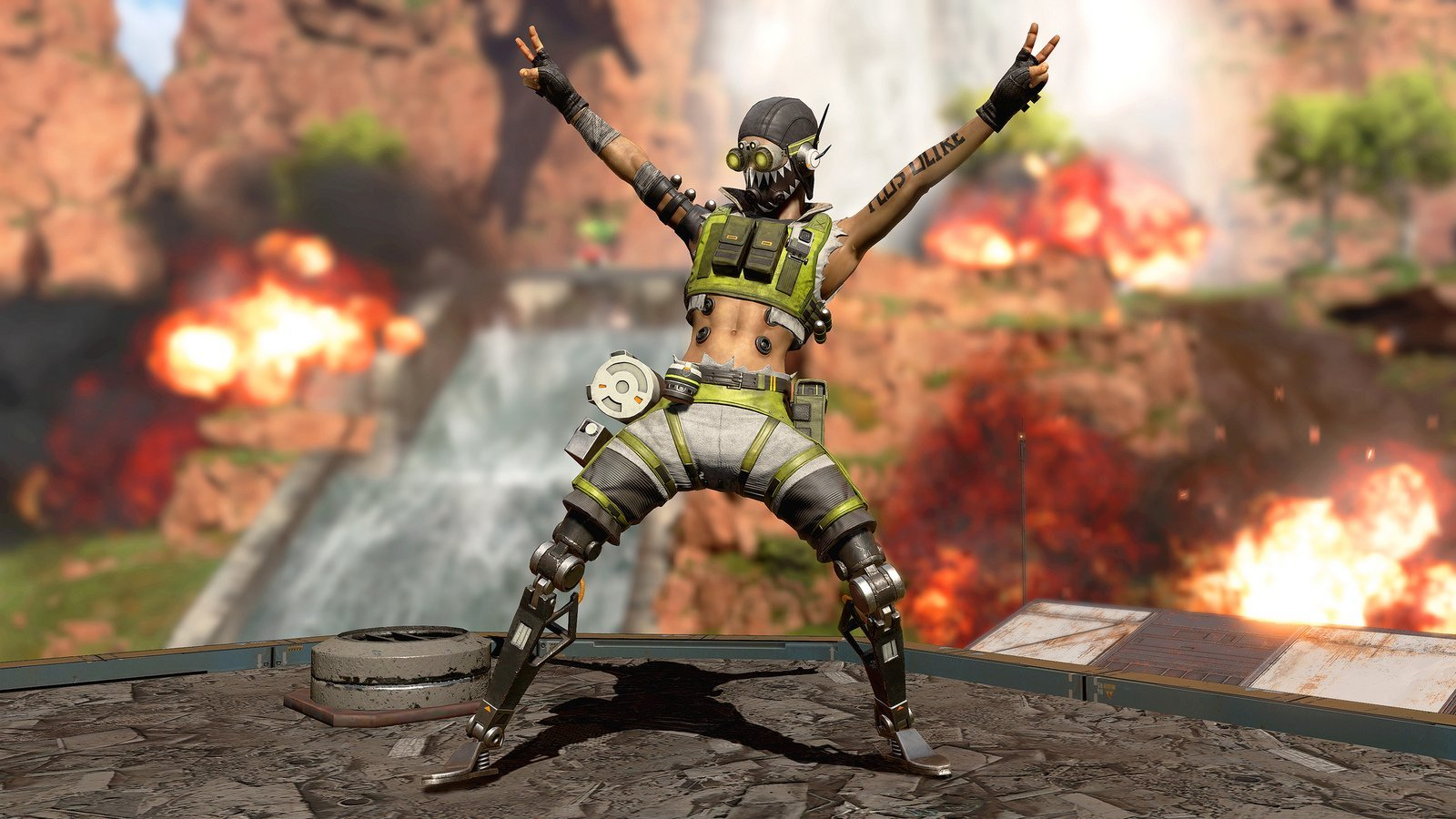 Octane character guide for Apex Legends