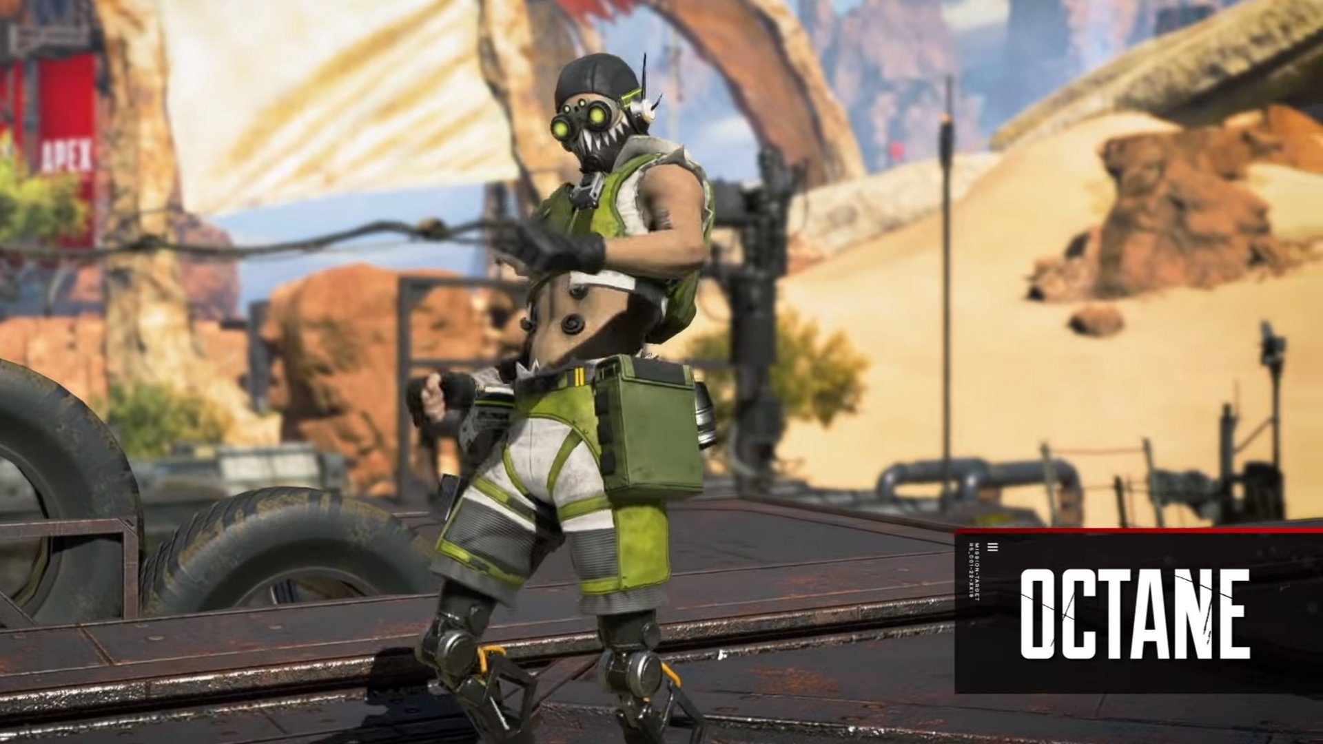 How to play Octane in Apex Legends