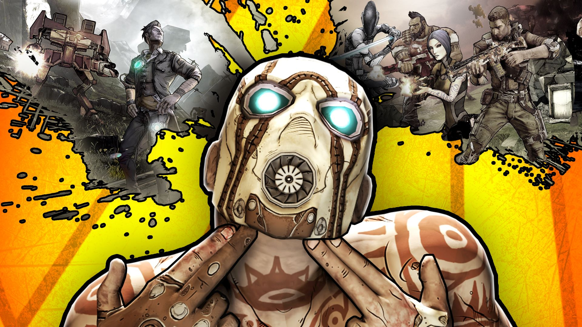 Gearbox plans to announce something big at PAX East 2019, leading many to believe the announcement may pertain to Borderlands 3.