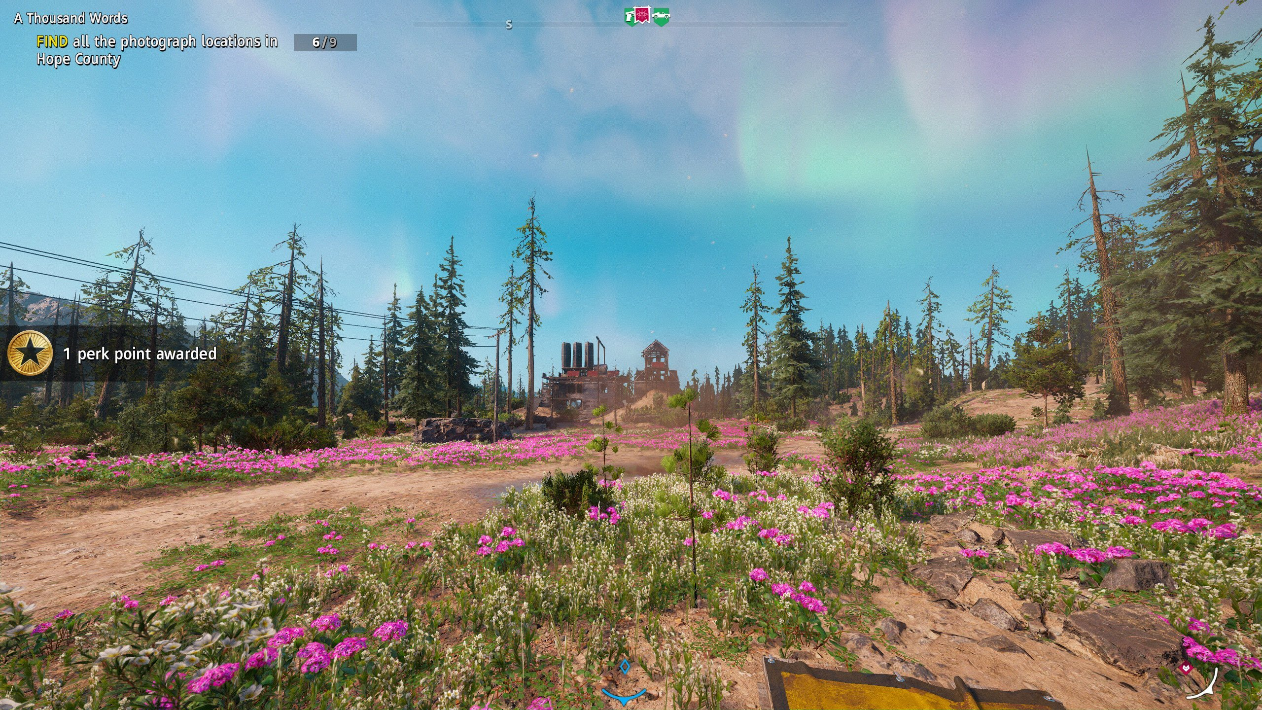 Dear Photograph locations in Far Cry New Dawn