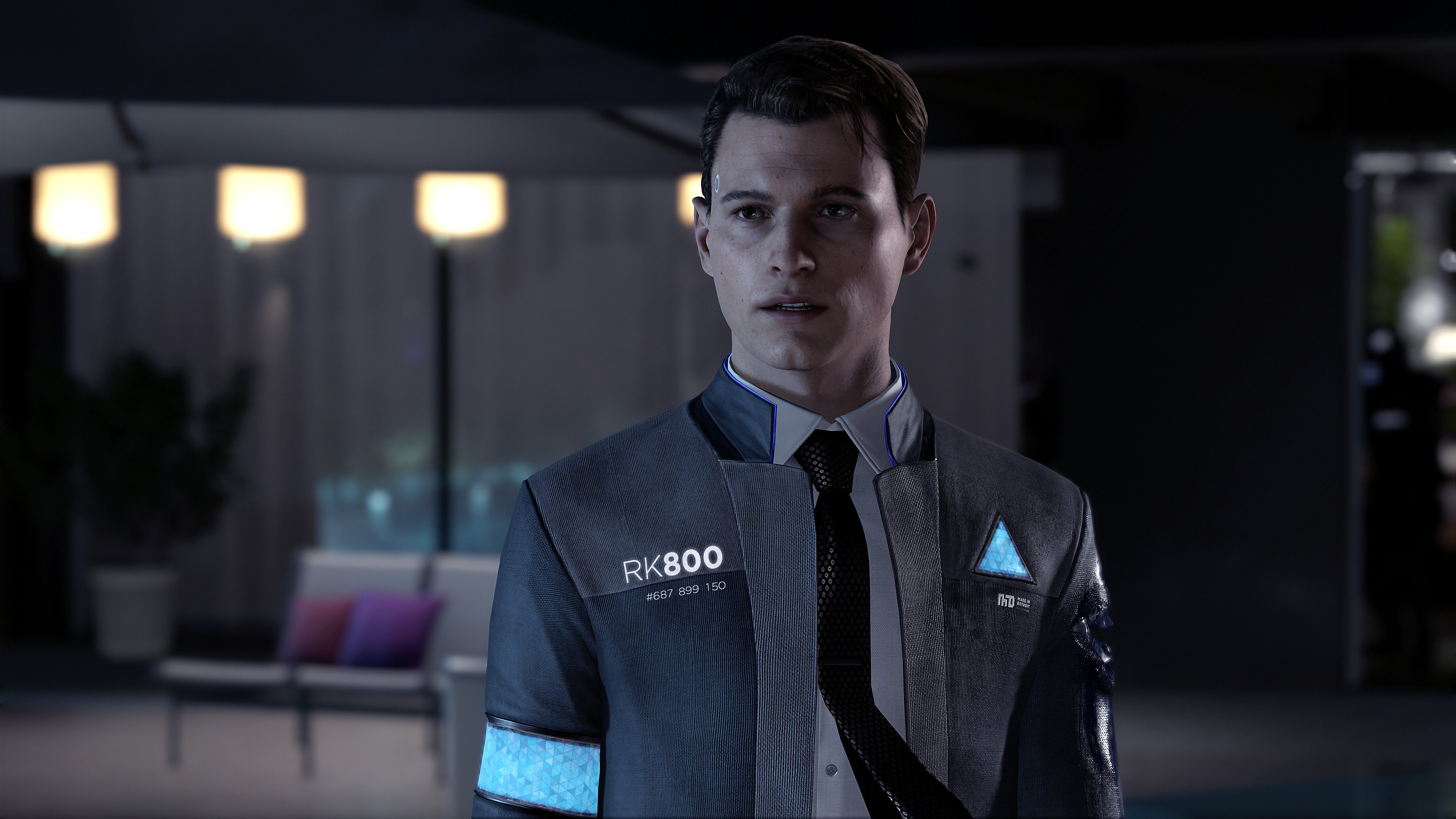 Quantic Dream titles like Detroit: Become Human will release as timed exclusives on the Epic Games Store.