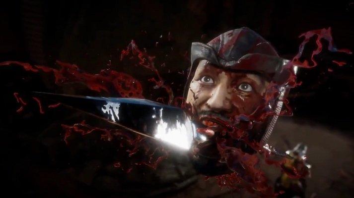 Scorpion has two Fatalities in Mortal Kombat 11.
